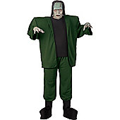 Adult Frankenstein's Monster Costume (Plus Size)