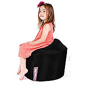 Big Bertha Original™ Indoor / Outdoor Little Bertha Kids Bean Bag - Black