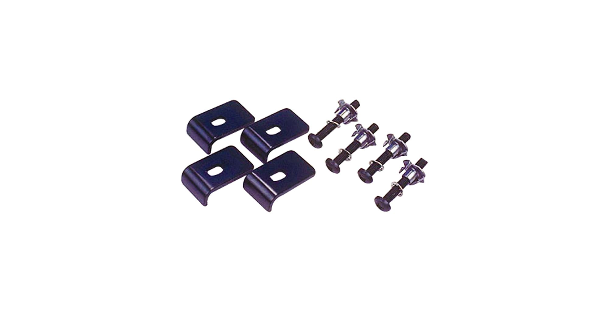 Metal Speaker Clamp Kit