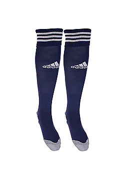 adidas adiSock Football Sport Socks Navy Blue - Blue