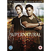 Supernatural - Season 8 - Complete (DVD Boxset)