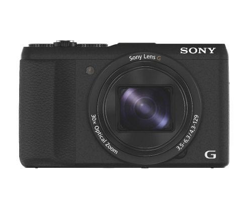 Sony DSC-HX60 Camera Black 20.4MP 30xZoom 3.0LCD FHD 24mm Sony G Lens