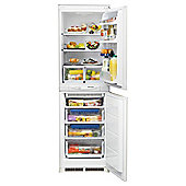 Hotpoint HM325FF1 Integrated Combi Fridge-Freezer, A+ Energy Rating, White, 54cm