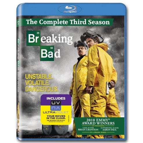 Breaking Bad - Season 3 (Blu-Ray Boxset)