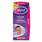 Calpol Infant Sugar Free Liquid - 100ml