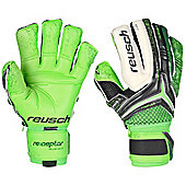 Reusch Re:Ceptor Deluxe G2 Ortho-Tec Goalkeeper Gloves - Blue