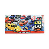 Big City Superwheels - 20 Piece