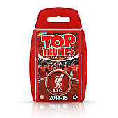 Top Trumps - Liverpool FC 2014/15