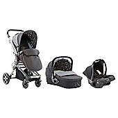 Baby Elegance Beep Twist Travel System, Black