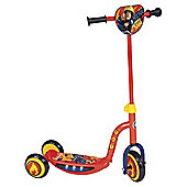 Fireman Sam Light & Sound Tri Scooter