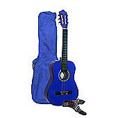 Martin Smith 1/2 Size (34inch) Guitar - Blue