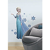 Disney Frozen Elsa Large Sparkly Wall Stickers. 44 Pieces
