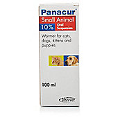 Panacur Suspension 10% Cats And Dogs 100ml