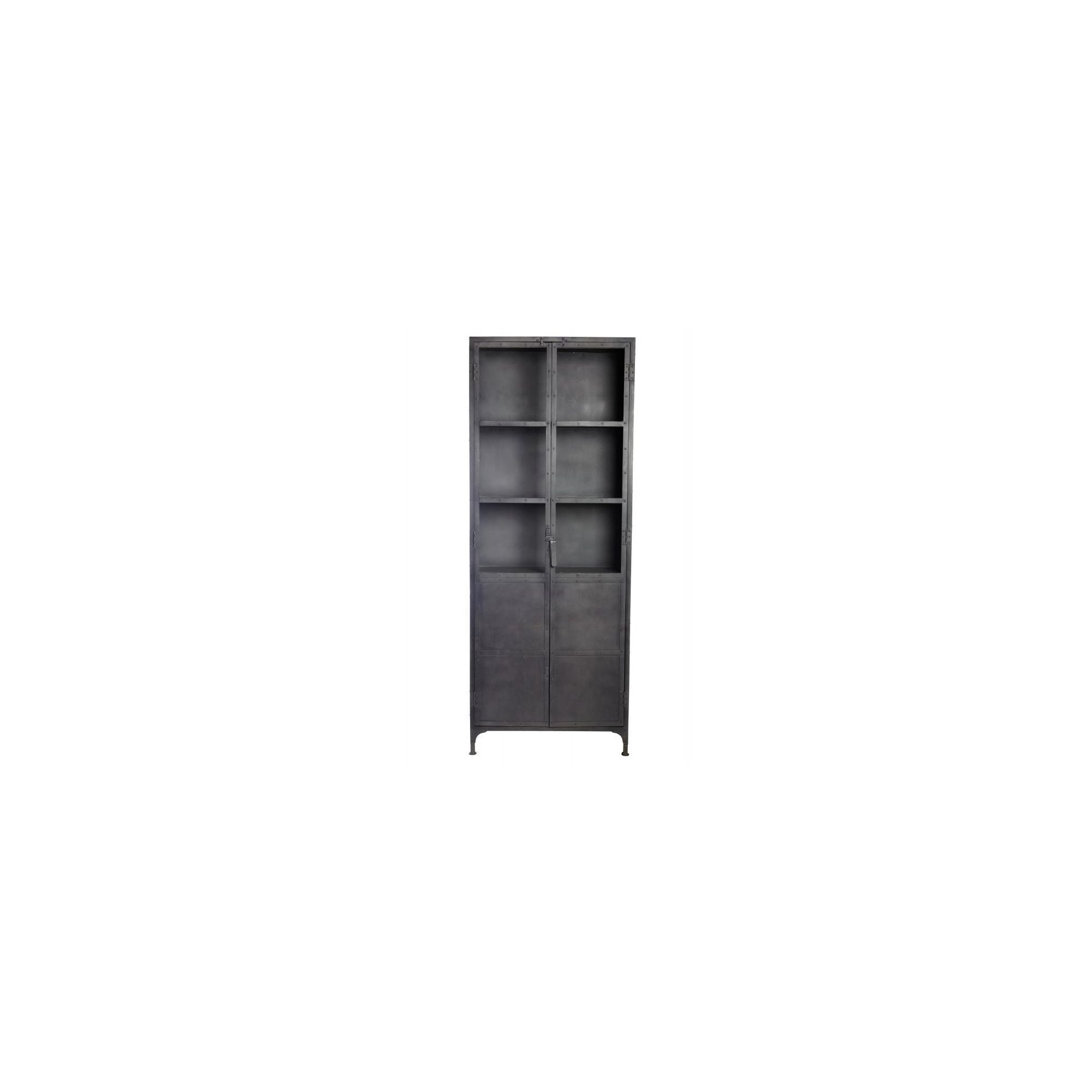 Factory metal cabinet at Tesco Direct