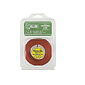 Alm Sl018 Trim Line 3mm X 15M Red