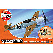 Airfix Quick Build Messerschmitt Desert Model Kit