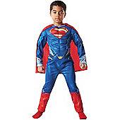 Superman Man of Steel - Child Costume 7-8 years