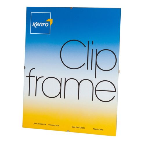 Kenro Clip Photo Frame to hold a 27x39.5