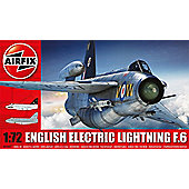 Airfix English Electric Lightning F6