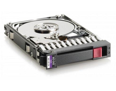 HP 300GB 6GB/sec SAS 10k 2.5