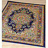 Origin Red Classique Brown / Navy Rug - 160cm x 120cm