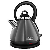Russell Hobbs 19144 Heritage Traditional Kettle - Grey
