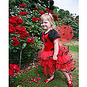Ladybird - Child Costume 3-5 years