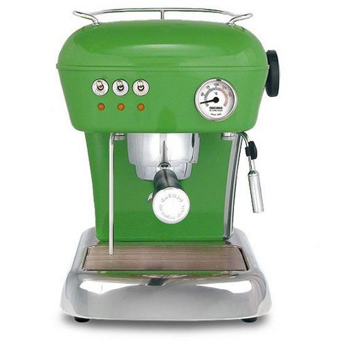 Ascaso Dream Versatile Espresso Coffee Machine in Meadow Green
