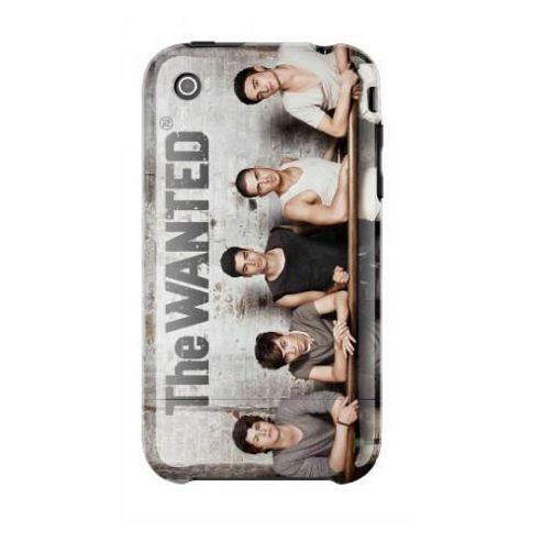 Trichord iPhone 3G/S  Official The Wanted Phone Clip Case