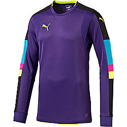 Puma Tournament Goalkeeper Shirt Size M Violet