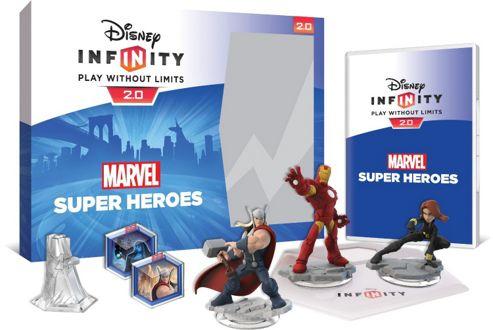 Disney Infinity 2.0 PS3 Starter Pack