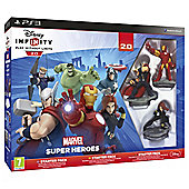 Disney Infinity 2.0 PS3 Starter Pack