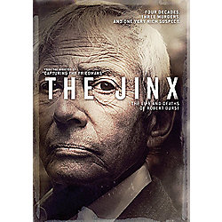 The Jinx: The Life And Deaths Of Robert Durst DVD