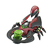 Teksta Robotic Interactive Scorpion - Red