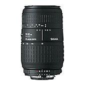 Sigma 70-300mm f/4-5.6 DG Macro Sony Fit Lens