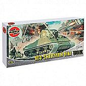 M4 Sherman Mk1 Tank (A01303) 1:76