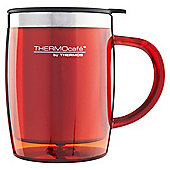 ThermoCafe Desk Mug Red 450ml