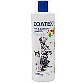 Coatex Aloe Vera And Oatmeal Shampoo 500ml