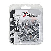 Precision Training 18mm Rugby Union Studs (Bag of 100)