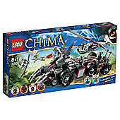 LEGO Legends of Chima Worriz's Combat Lair 70009