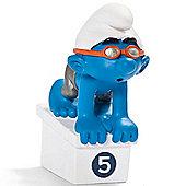 Schleich Smurfs Swimmer 20736