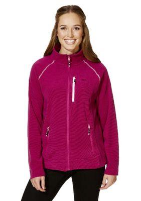 Trespass Perrie Zip-Through Fleece, Women's, Size: Large