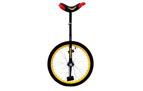 Reflex Unicycle 20 Black