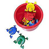 Edco Giant Jumping Frogs Game