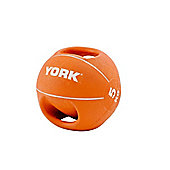 York 5kg Medicine Ball with Handles