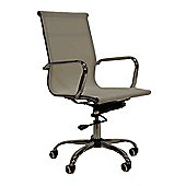 Eames Mesh Office Chair White