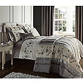 Catherine Lansfield Home Signature Natural Antique Rose Curtains