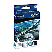 Brother LC985C Inkjet Cartridge - Cyan