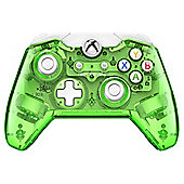 Rock Candy Licensed Xbox One Controller - Aqua Lime