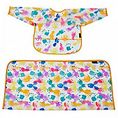 By Carla Bib and Splash Mat Set (PlayTime)